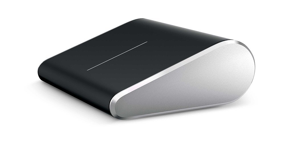 The Perfect Traveler's Companion - The Microsoft Wedge Touch Mouse