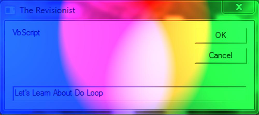 7. VbScript | Do Loop