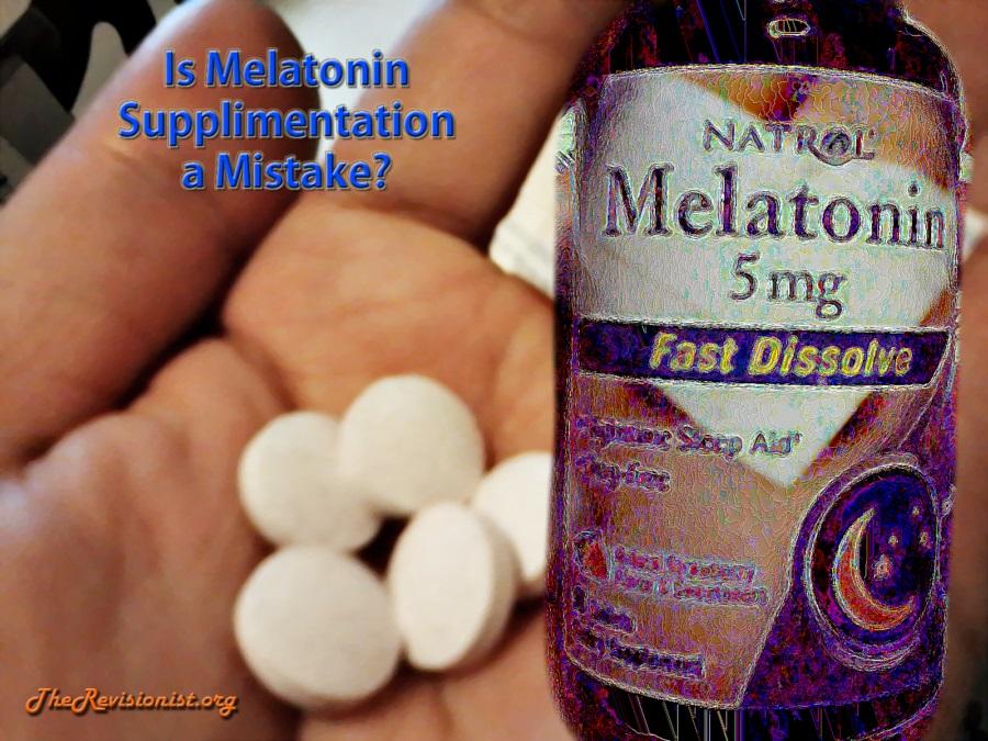 Is Melatonin Supplementation a Mistake? About Safe & Effective Dosing