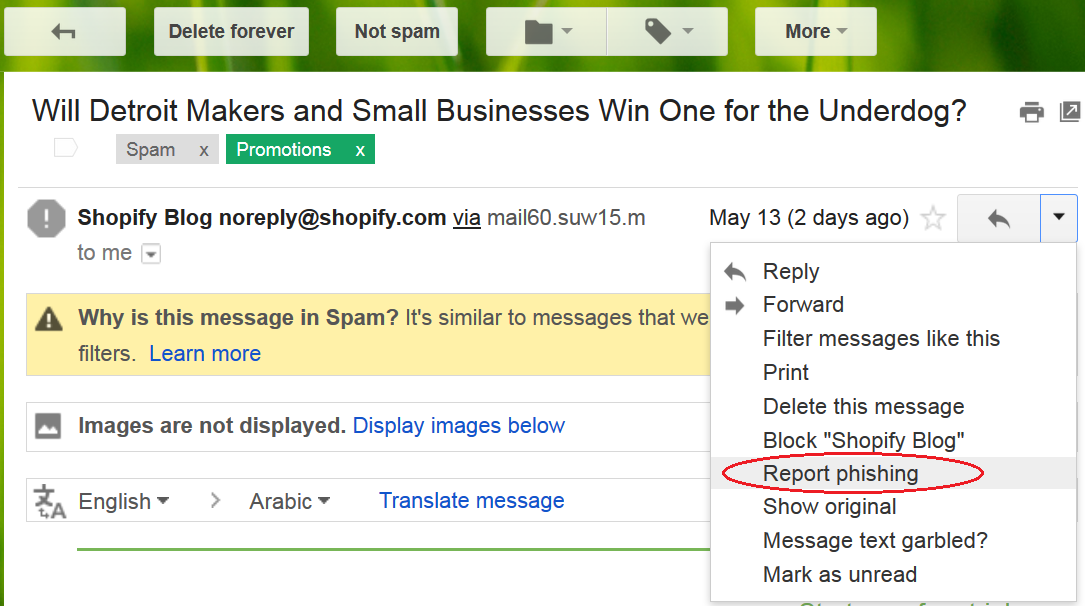 email-spam