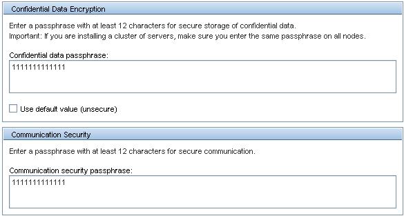 6_Security passphrase ALM
