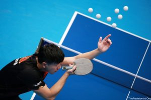 Why Should You Play Table Tennis?