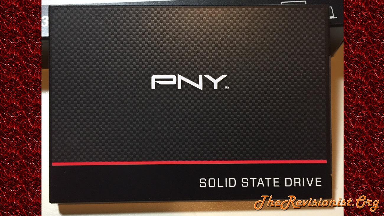 "The PNY CS1311 2.5"" SATA III Internal Solid State Drive (SSD)"