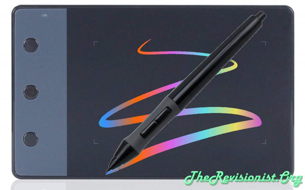 The Huion H420 USB Pen Tablet Review: For Drawing Art, Writing, & Ergonomic Mouse Replacement