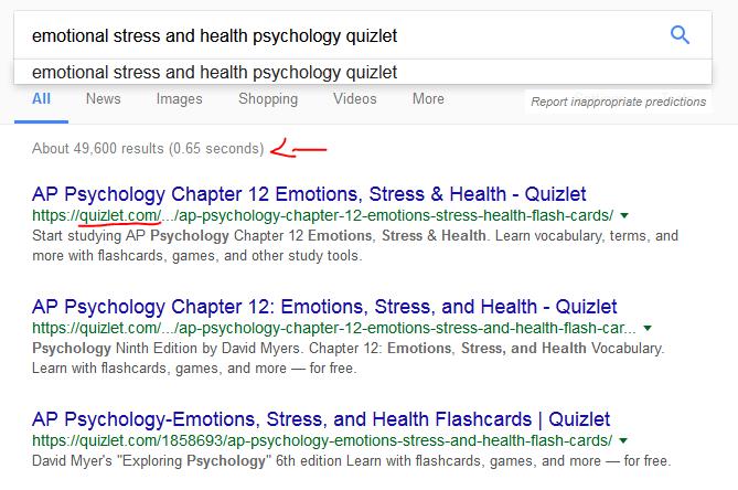 long tail keyword through google search