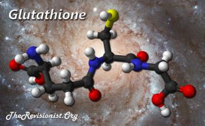 Glutathione featured image in space