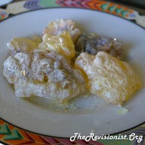 Yellow-Orange frereana Yagcar Maydi