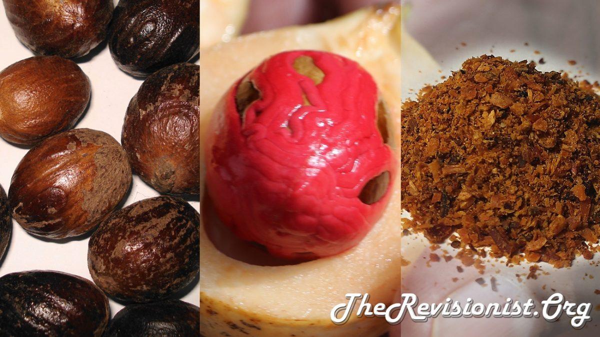 Nutmeg - A Psychoactive Antidepressant