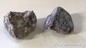 B. Neglecta Black Frankincense samples gum resin pieces