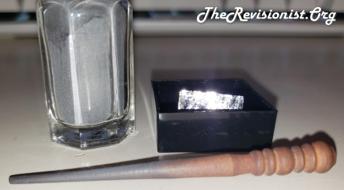Ithmid Kohl Powder Stone Galena Eyeliner Set_v1